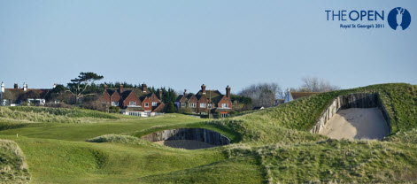 Royal St. Georges Golf Club, England