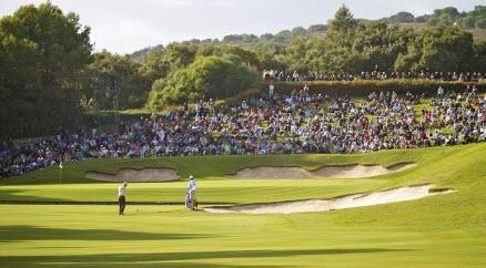 Andalucia Masters 2011 - Valderrama Golf Club